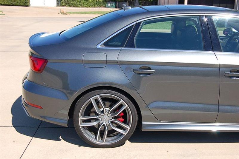 2015 Audi S3 2.0T Premium Plus CERTIFIED CLEAN HISTORY REPORT in Rowlett, Texas