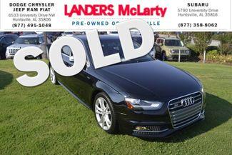 2015 Audi S4 Premium Plus | Huntsville, Alabama | Landers Mclarty DCJ & Subaru in  Alabama