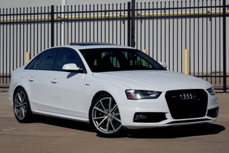 2015 Audi S4 Premium Plus* Manual* Quattro* Tech Pkg* Rare Car* | Plano, TX | Carrick's Autos in Plano TX