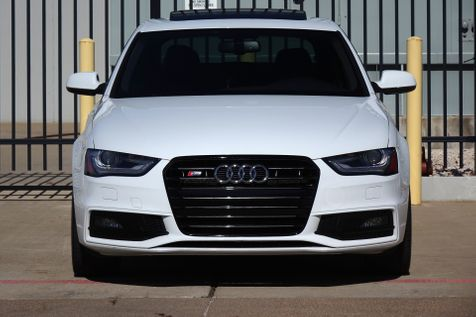 2015 Audi S4 Premium Plus* Manual* Quattro* Tech Pkg* Rare Car* | Plano, TX | Carrick's Autos in Plano, TX