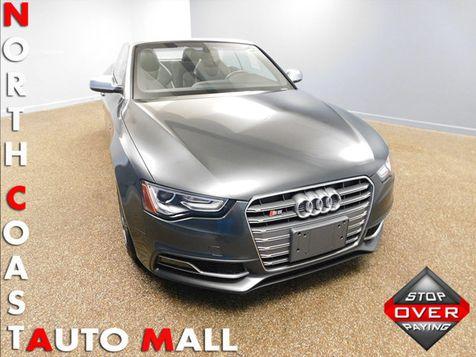 2015 Audi S5 Cabriolet Premium Plus in Bedford, Ohio