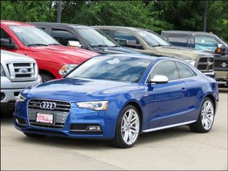 2015 Audi S5 Coupe in Des Moines Iowa