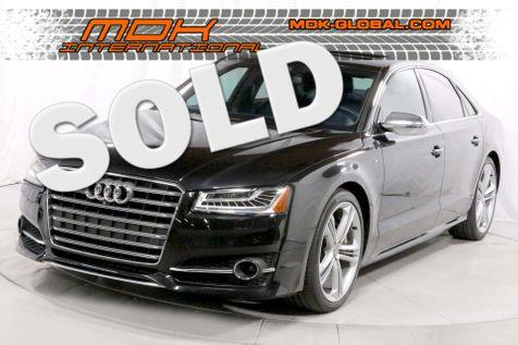 2015 Audi S8 - B&O Sound - Carbon Fiber interior trim in Los Angeles