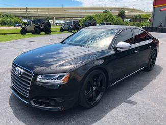 2015 Audi S8  VERMONT COPPER TWILL    Florida  Bayshore Automotive   in , Florida