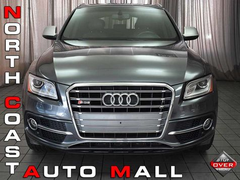 2015 Audi SQ5 Premium Plus in Akron, OH