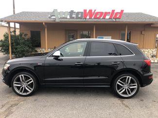 2015 Audi SQ5 Prestige AWD in Marble Falls, TX 78654