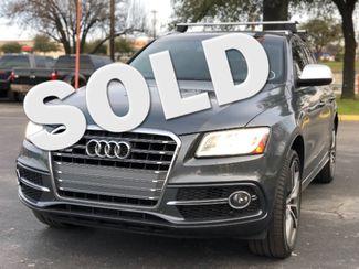 2015 Audi SQ5 Premium Plus in San Antonio, TX 78233