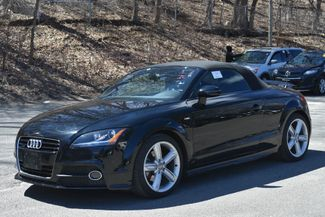 2015 Audi TT Roadster 2.0T Naugatuck, Connecticut 4