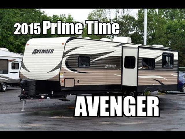 2015 For Renr-Avenger By Primrtime Rv 28RKS