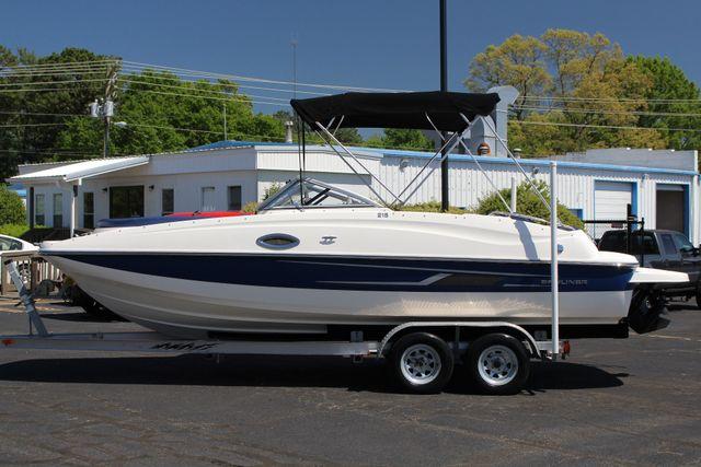 2015 Bayliner 215 Deck Boat Mooresville , NC 4