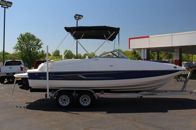 2015 Bayliner 215 Deck Boat Mooresville , NC 3