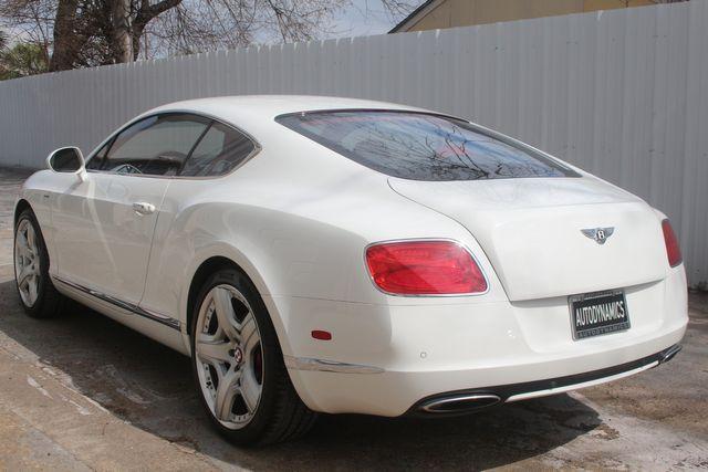 2015 Bentley Continental GT Houston, Texas 12