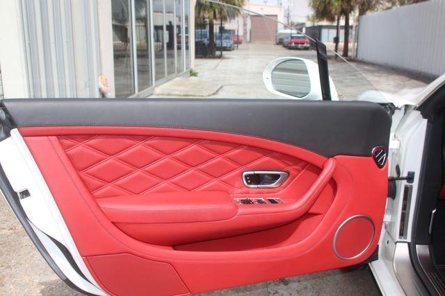 2015 Bentley Continental GT Houston, Texas 21
