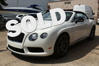 2015 Bentley Continental GTC V8 S CONVT Houston, Texas
