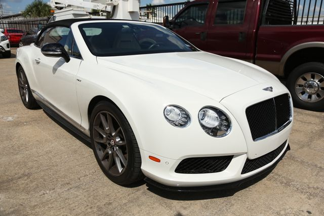 2015 Bentley Continental GTC V8 S CONVT Houston, Texas 2