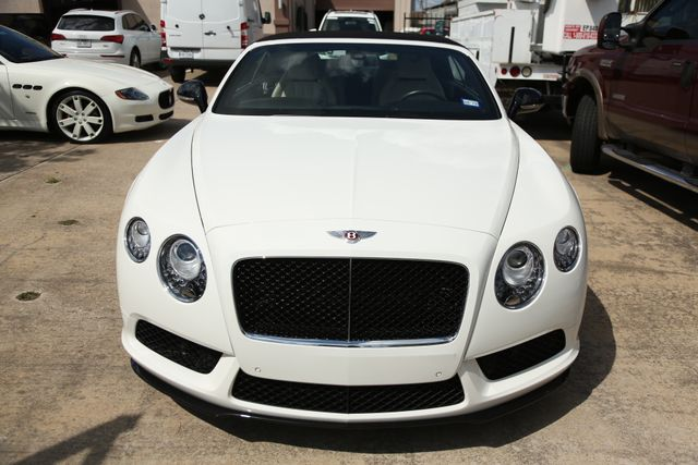 2015 Bentley Continental GTC V8 S CONVT Houston, Texas 1
