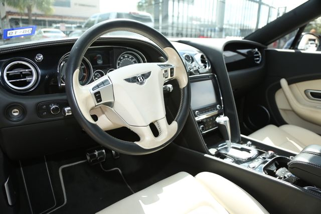 2015 Bentley Continental GTC V8 S CONVT Houston, Texas 10