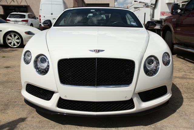 2015 Bentley Continental GTC V8 S CONVT Houston, Texas 4