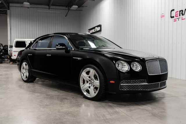 2015 Bentley Flying Spur W12 Chesterfield, Missouri 11