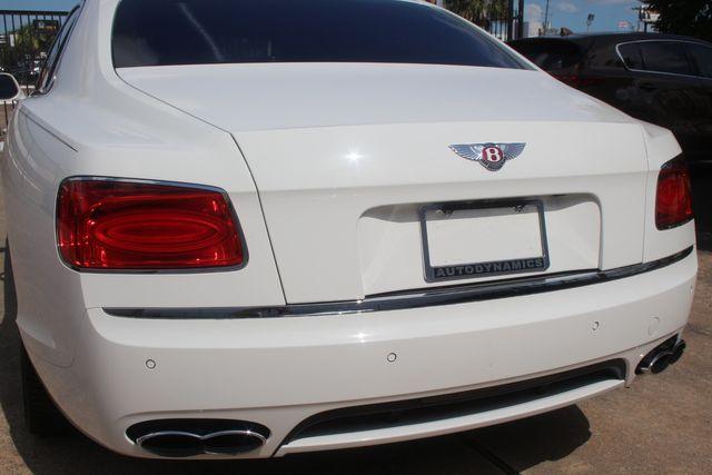 2015 Bentley Flying Spur V8 Houston, Texas 16