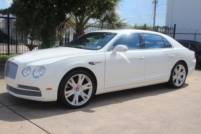 2015 Bentley Flying Spur V8 Houston, Texas 3