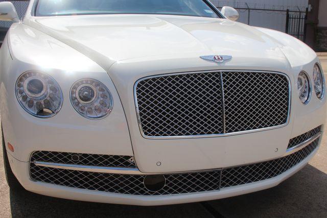 2015 Bentley Flying Spur V8 Houston, Texas 6