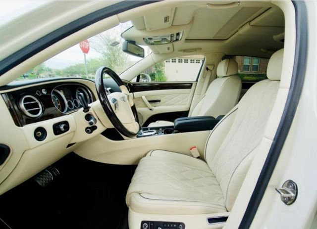 2015 Bentley Flying Spur V8 Houston, Texas 5