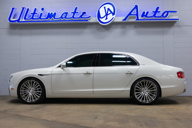2015 Bentley Flying Spur W12 $254,830 MSRP Orlando, FL 1