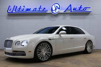 2015 Bentley Flying Spur W12 $254,830 MSRP Orlando, FL