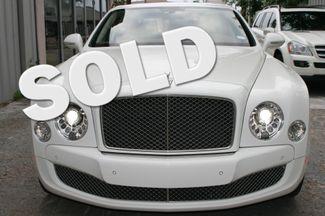 2015 Bentley Mulsanne Houston, Texas