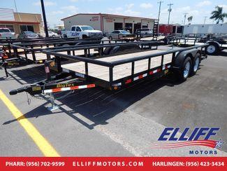 2018 Big Tex 10PI 16FT in Harlingen TX, 78550