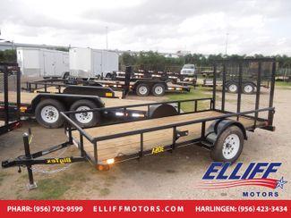 2019 Big Tex 30SA 12FT W/ GATE in Harlingen, TX 78550