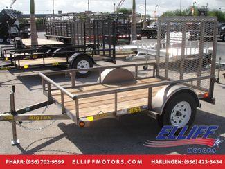 2017 Big Tex 30SA 8FT W/ GATE in Harlingen TX, 78550