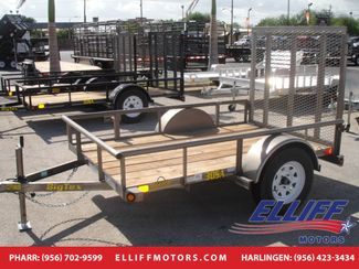 2018 Big Tex 30SA 8FT W/ GATE in Harlingen TX, 78550