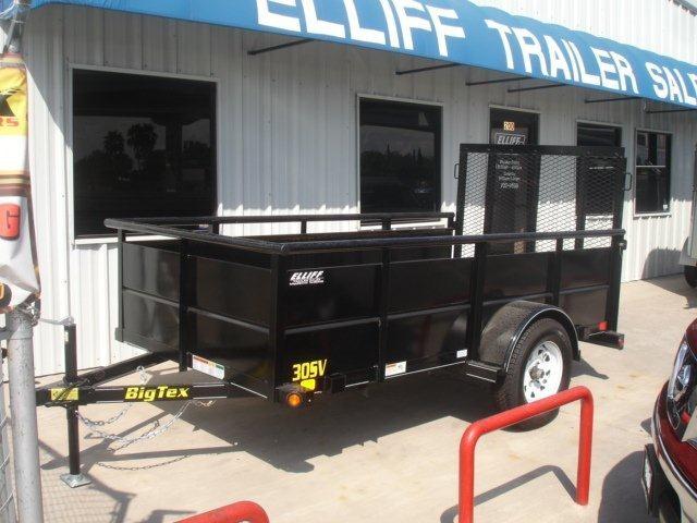 2017 Big Tex 30SV 10FT W/ GATE