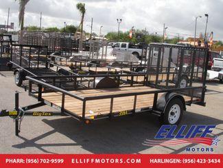 2017 Big Tex 35SA 12FT W/ GATE in Harlingen TX, 78550