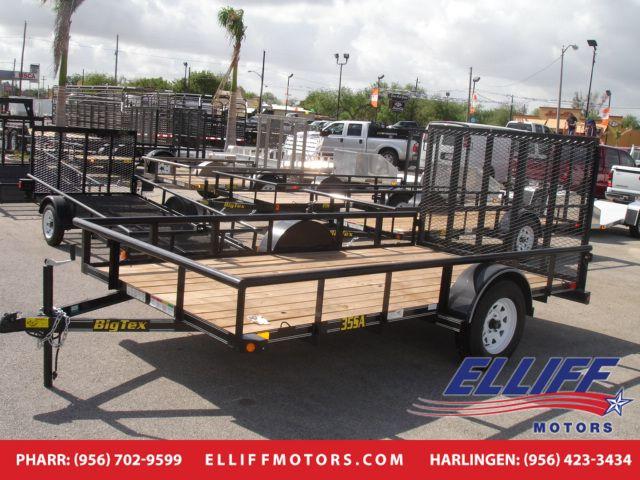 2020 Big Tex 35SA 12FT W/ GATE