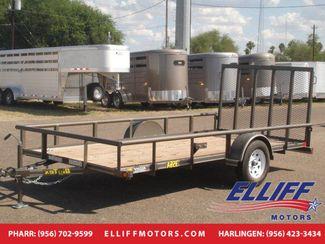 2019 Big Tex 35SA 14FT W/ GATE in Harlingen, TX 78550
