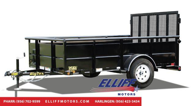 2019 Big Tex 35SV 10FT