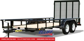 2017 Big Tex 45SS 12FT W/ GATE in Harlingen TX, 78550