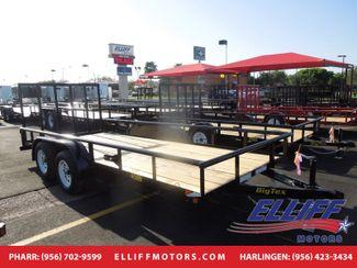 2017 Big Tex 45SS 16FT W/ GATE in Harlingen TX, 78550