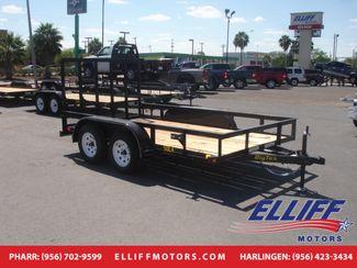 2019 Big Tex 50LA 12FT W/ GATE in Harlingen, TX 78550
