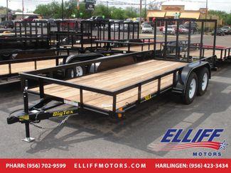 2017 Big Tex 50LA 16FT W/ GATE in Harlingen TX, 78550
