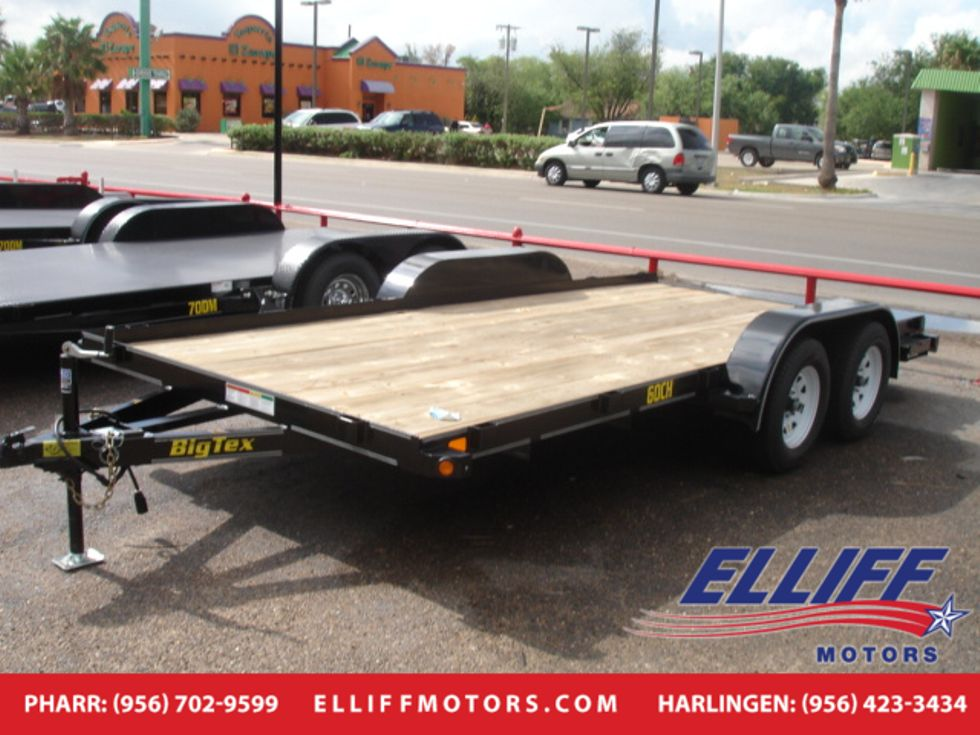 2018 Big Tex 60CH CAR HAULER | Harlingen TX | Elliff Motors