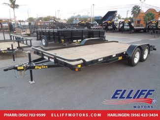 2018 Big Tex 70CH 18FT CAR HAULER in Harlingen, TX 78550