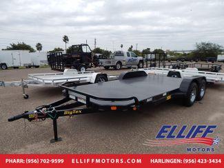 2018 Big Tex 70DM 18FT DIAMOND BACK CAR HAULER in Harlingen TX, 78550