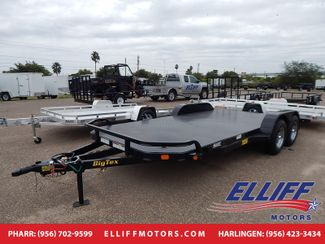 2018 Big Tex 70DM 18FT DIAMOND BACK CAR HAULER in Harlingen, TX 78550