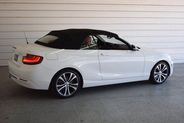 2015 BMW 2 Series 228i CONVERTIBLE in McKinney Texas, 75070