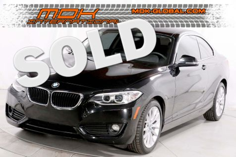 2015 BMW 228i - Premium pkg - MANUAL TRANSMISSION!!! in Los Angeles