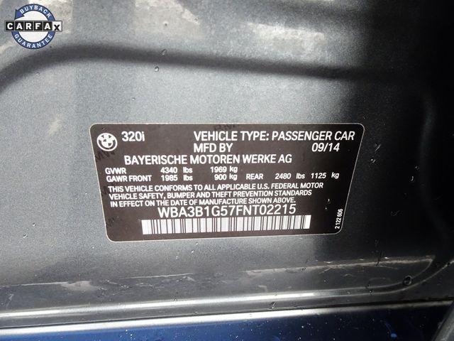 2015 BMW 320i 320i Madison, NC 42